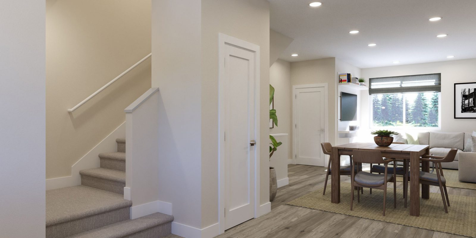 Baseline DoMore Rows: Escape - Main Living Level