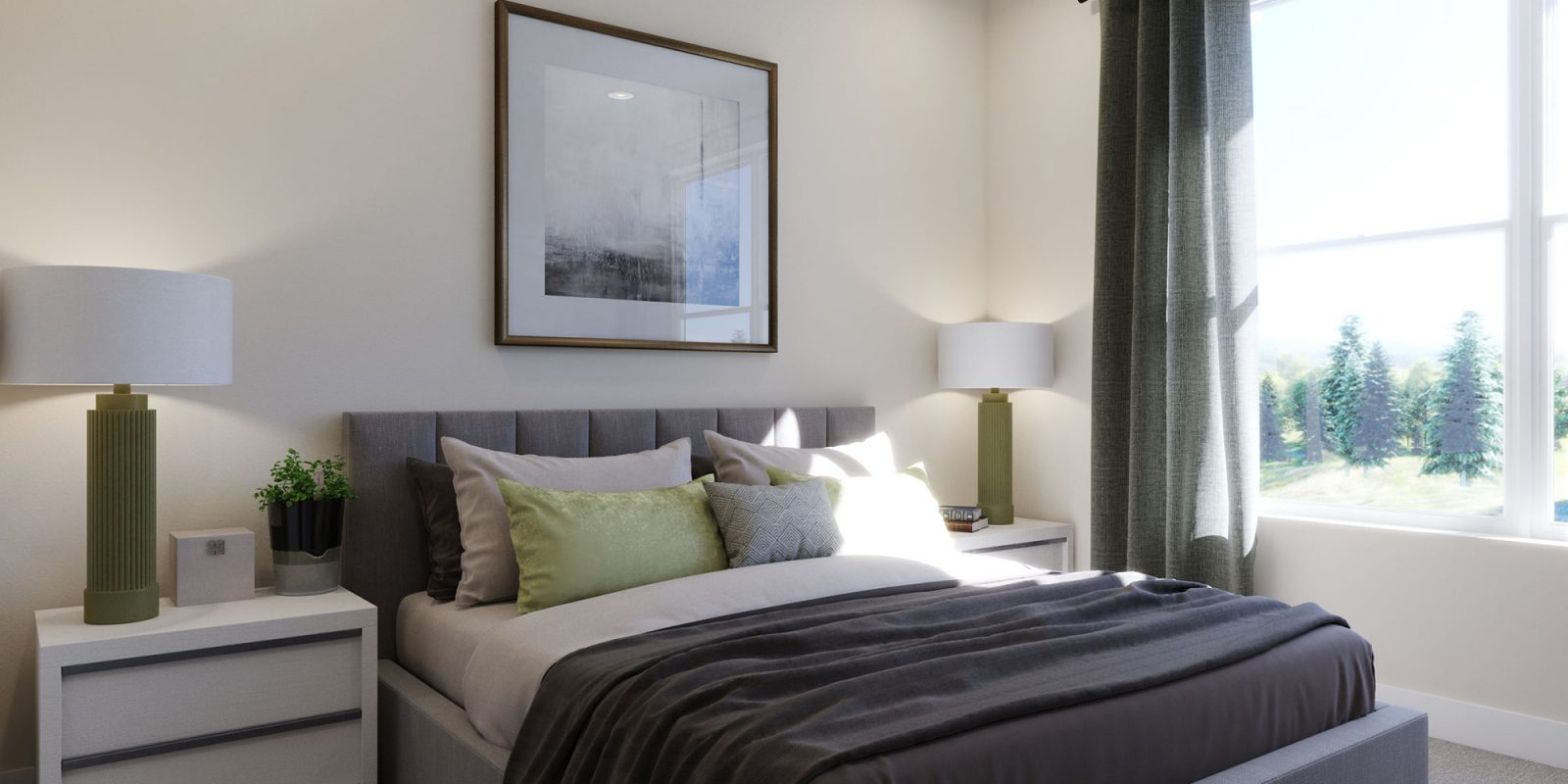 Baseline DoMore Rows: Escape - Master Bedroom