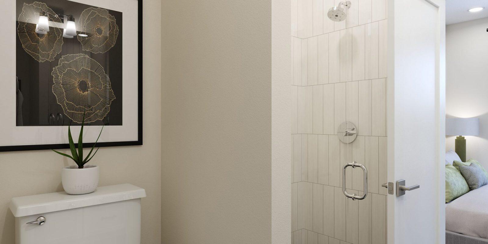 Baseline DoMore Rows: Escape - Master Bathroom