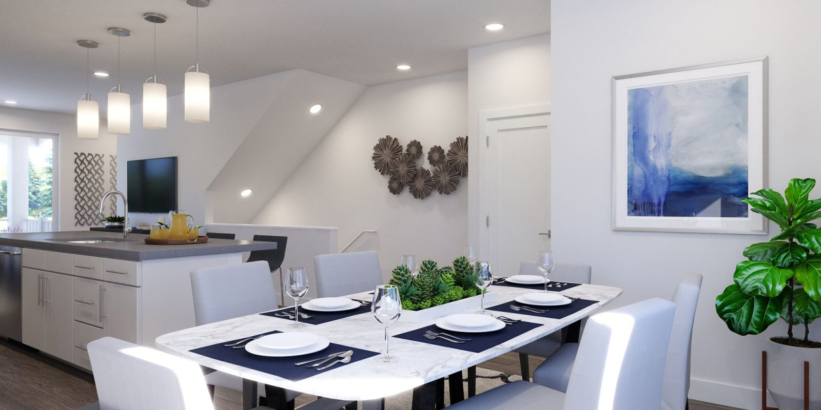 Baseline DoMore Rows: Oasis - Dining Nook