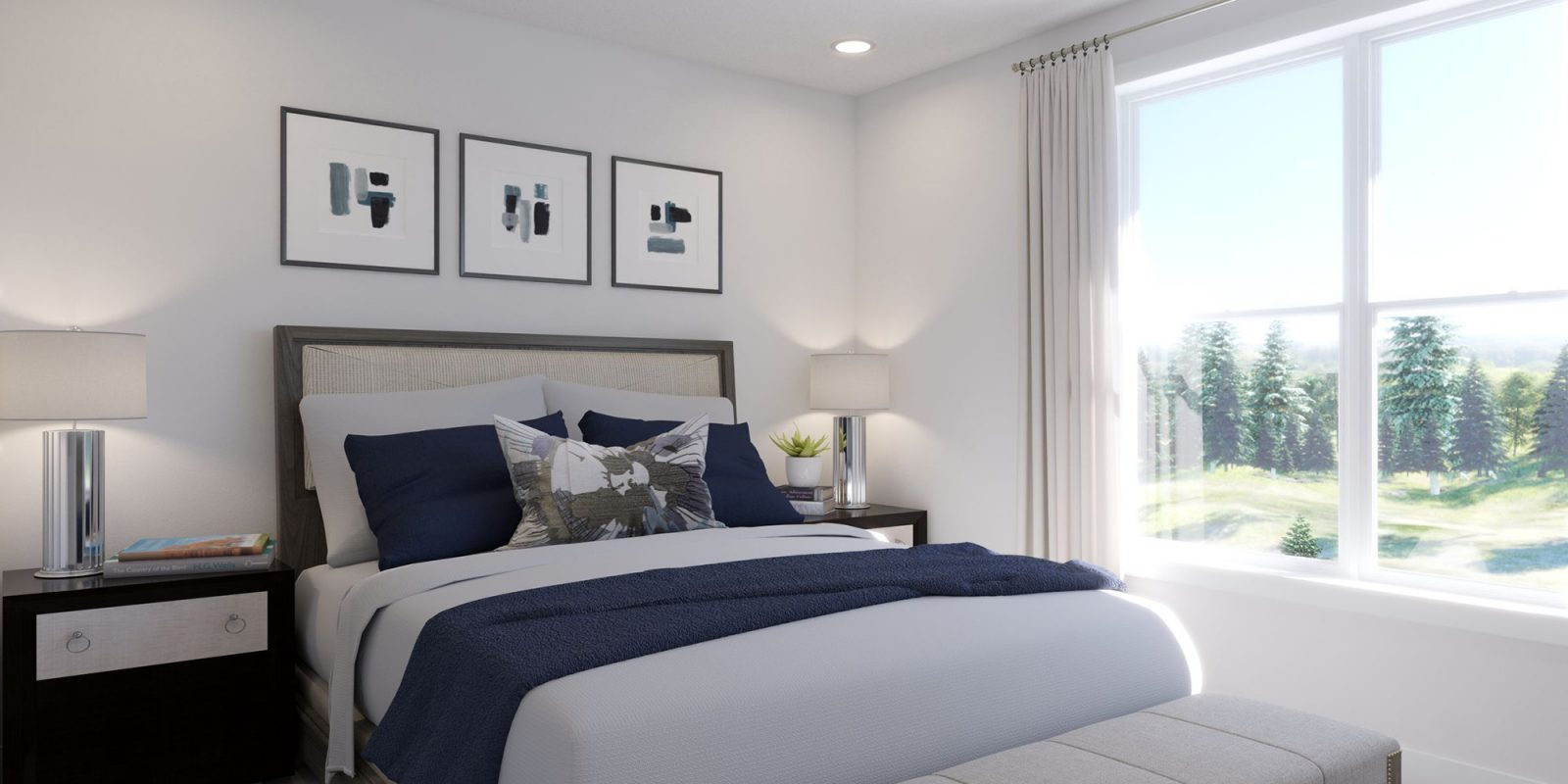 Baseline DoMore Rows: Oasis - Master Bedroom