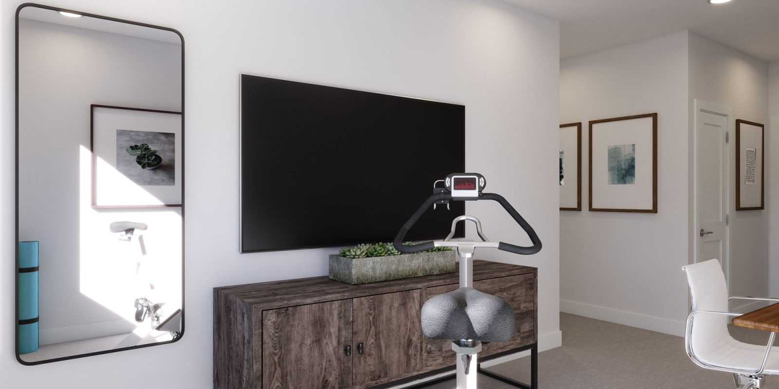 Baseline DoMore Rows: Haven - Upstairs Loft