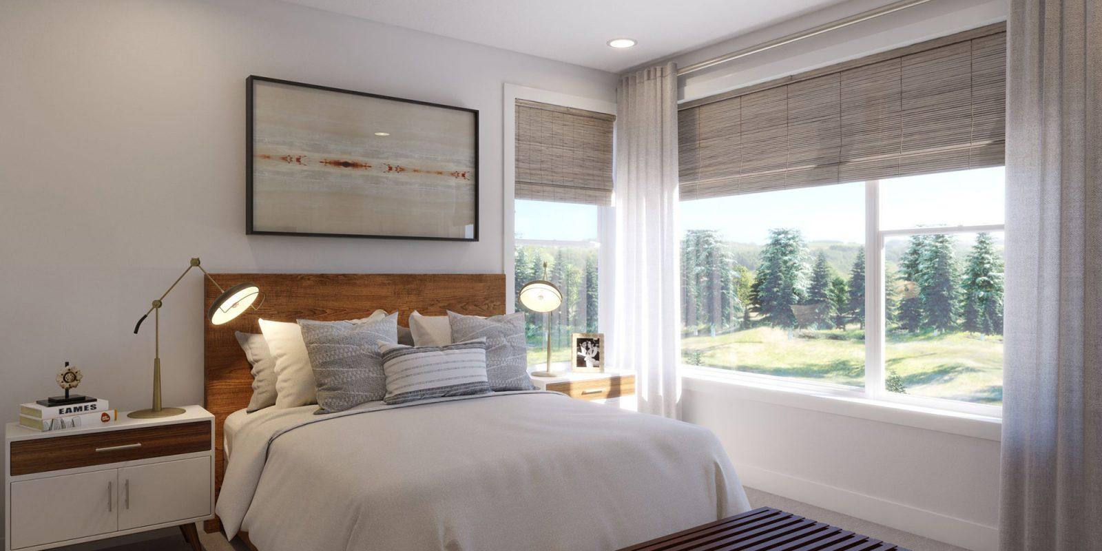 Baseline DoMore Rows: Haven - Master Bedroom