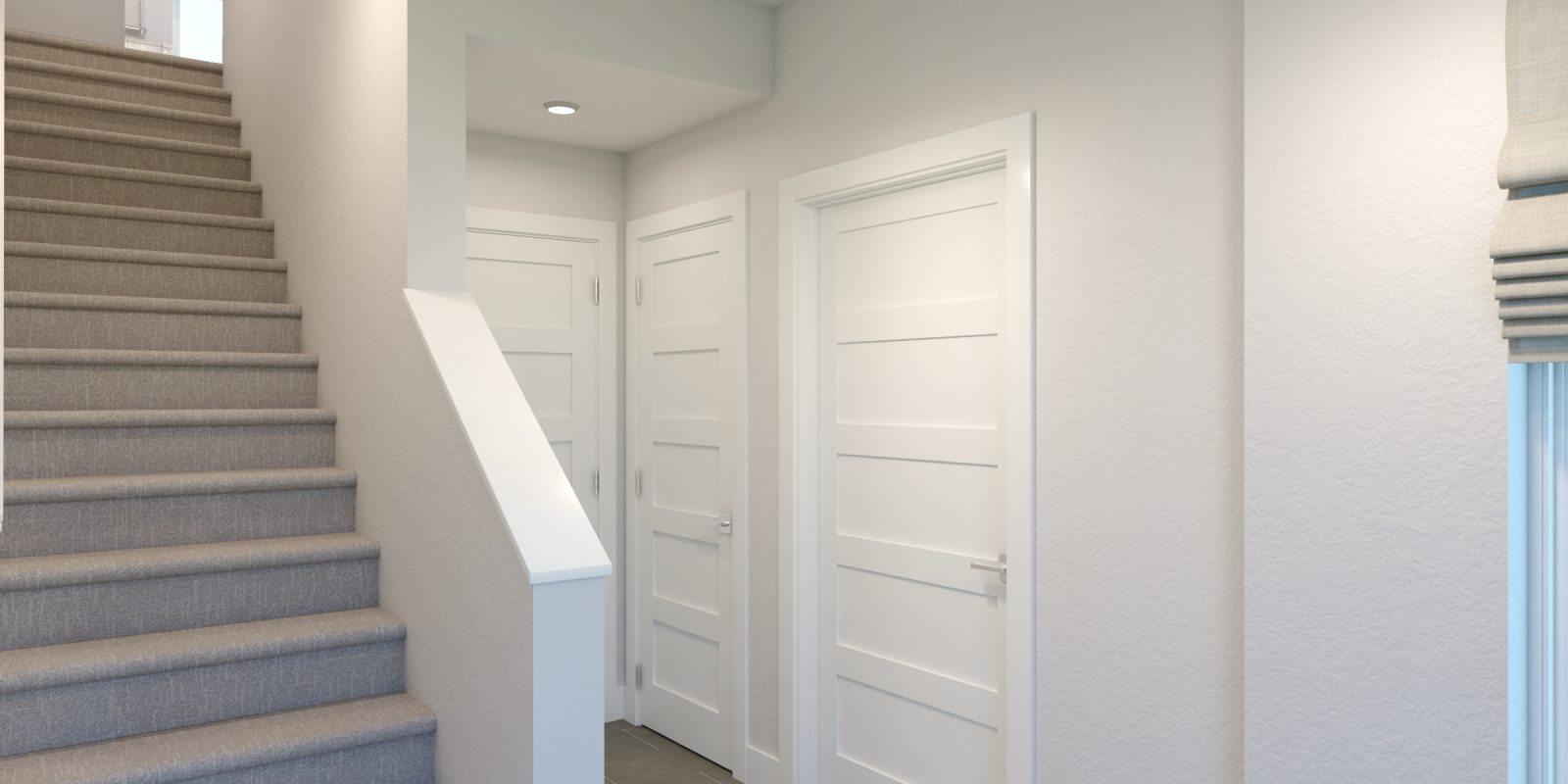 Downtown Superior: Parkland - Entry Foyer