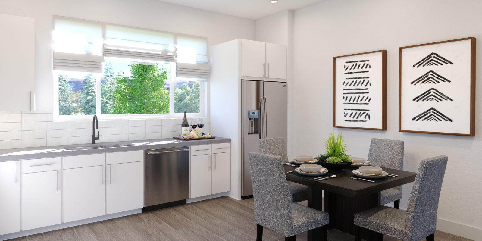 Downtown Superior: Parkland - Kitchen