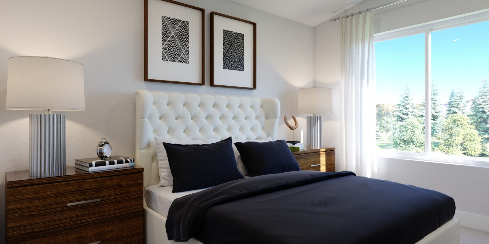 Downtown Superior: Parkland - Primary Bedroom
