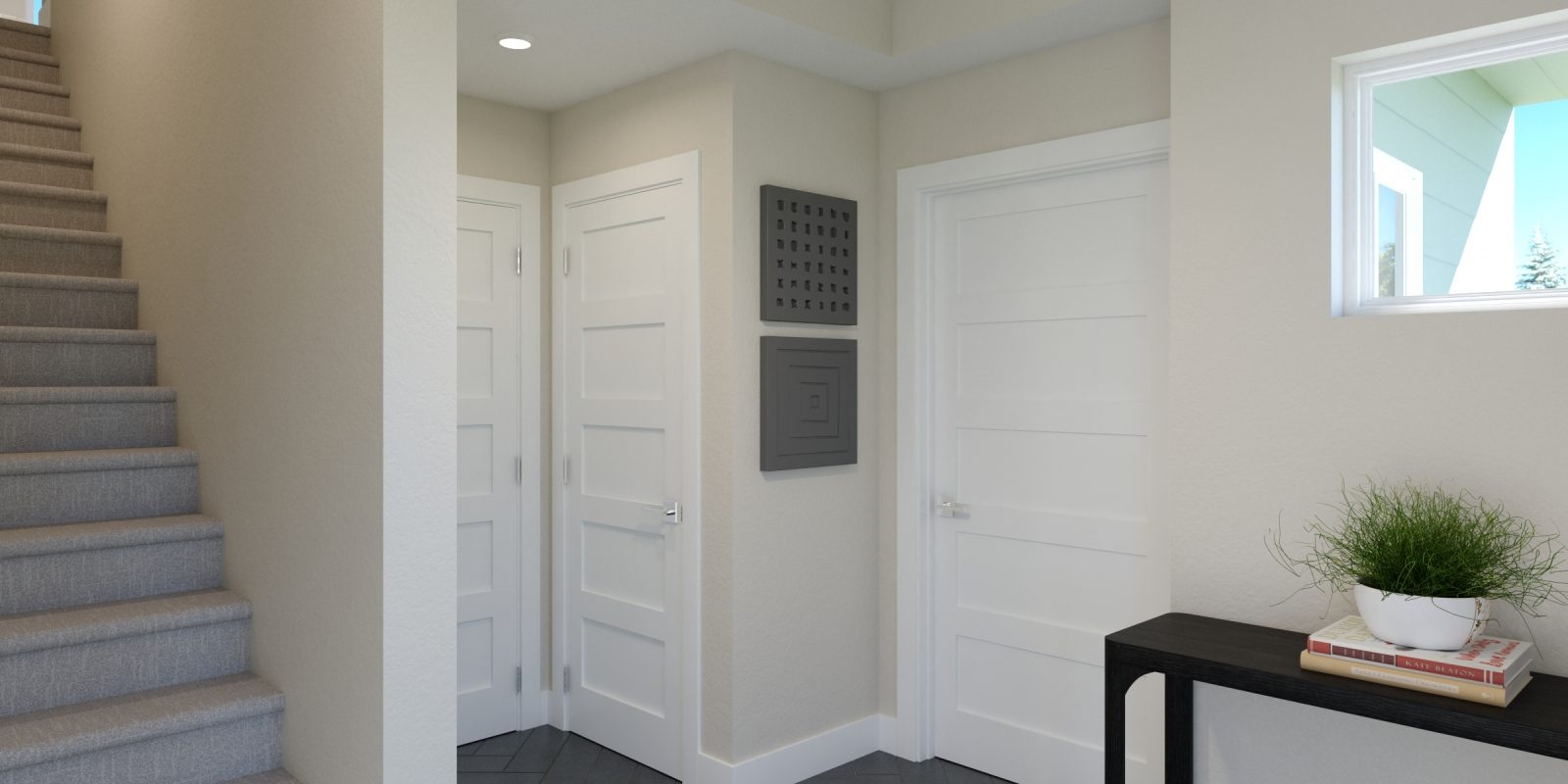 Downtown Superior: Uptown - Entry Foyer