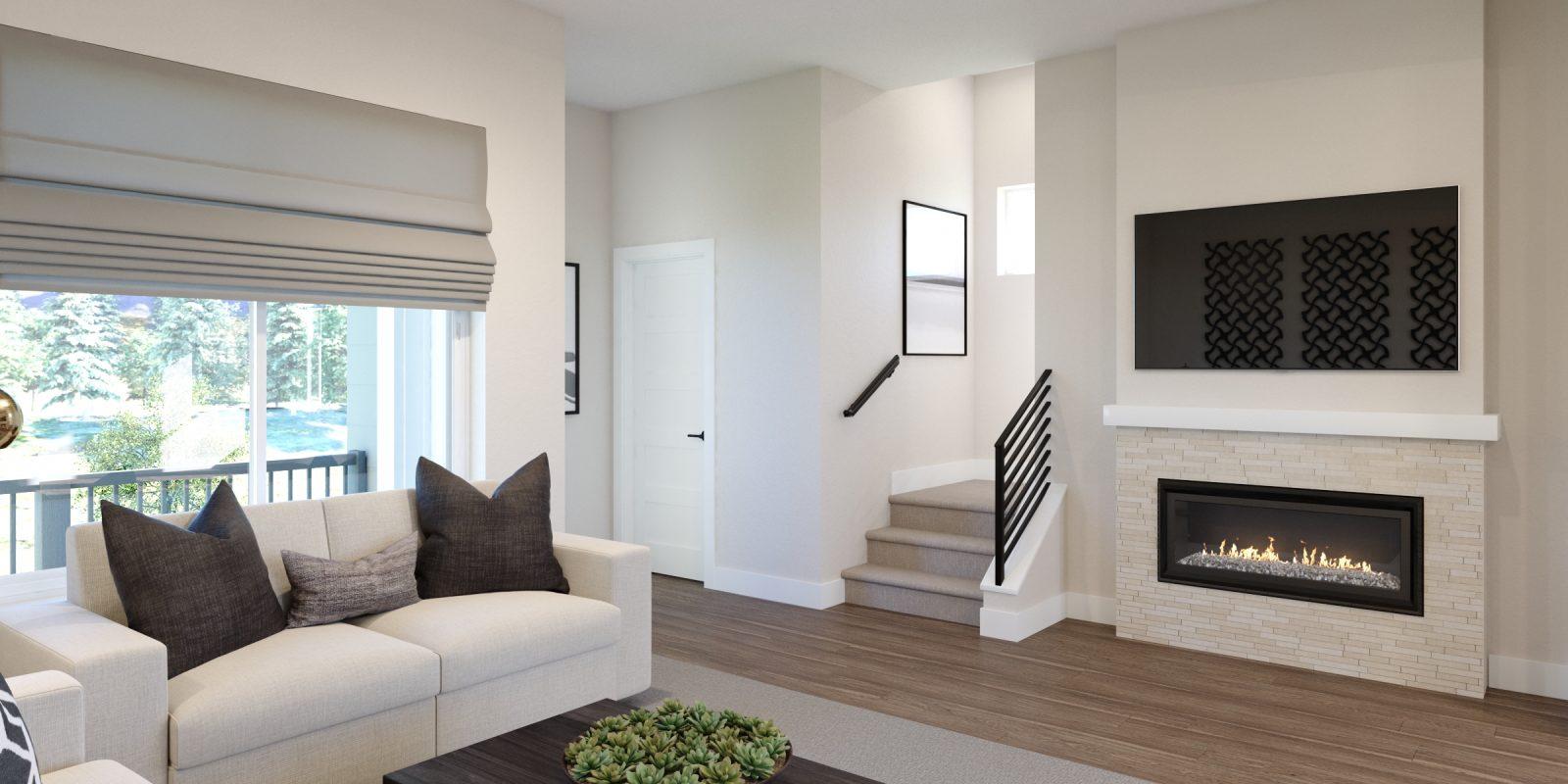 Downtown Superior: Promenade - Living Room