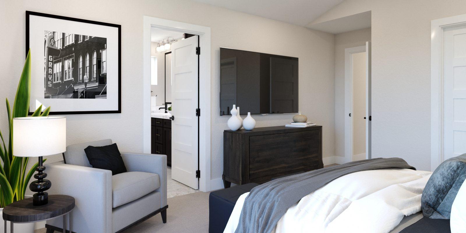 Downtown Superior: Promenade - Primary Bedroom