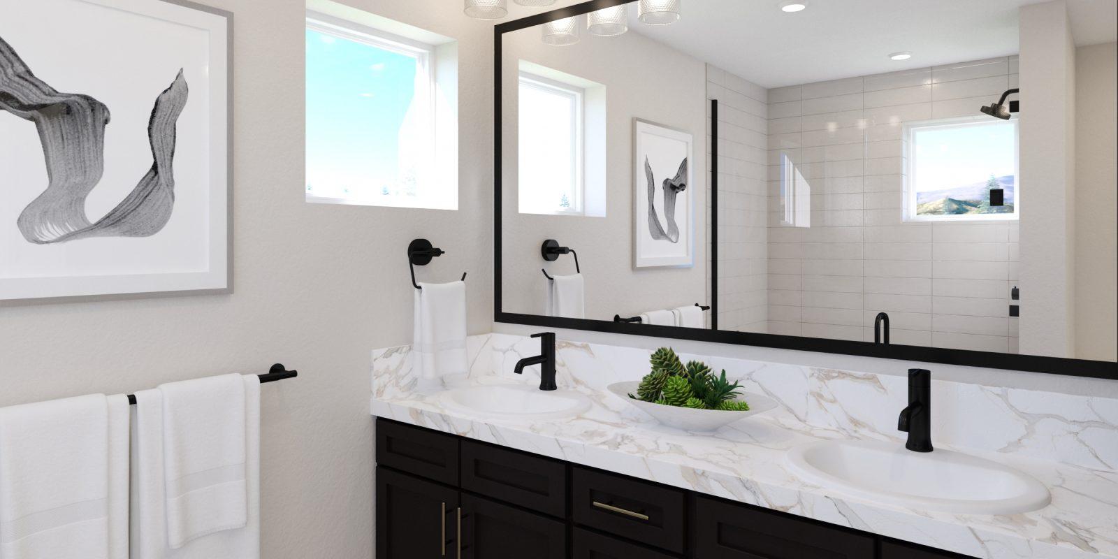 Downtown Superior: Promenade - Primary Bathroom